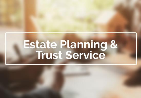 Estate Planning & Trust