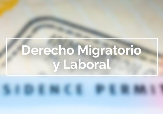 Derecho Migratorio y Laboral