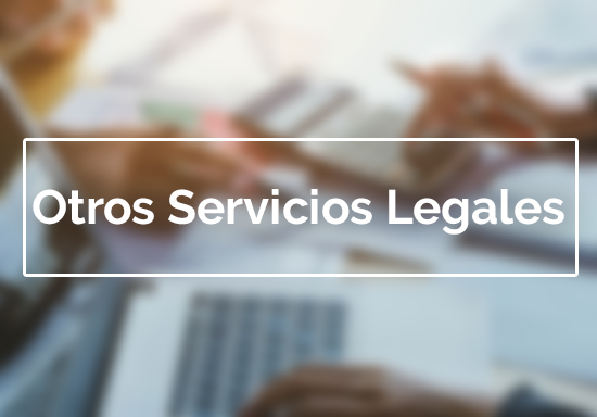 Otros Servicios Legales