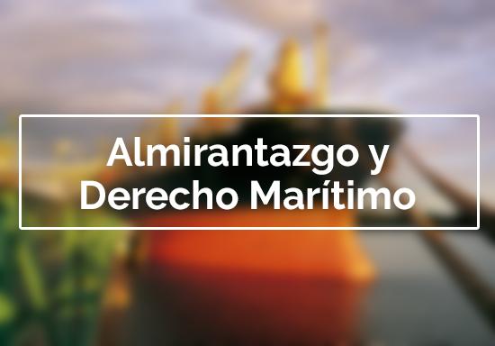 Almirantazgo y Derecho Marítimo