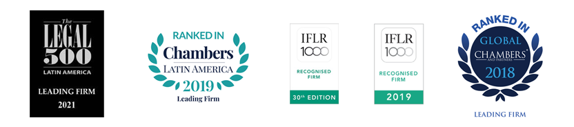Legal Rankings top leading firm in Panama